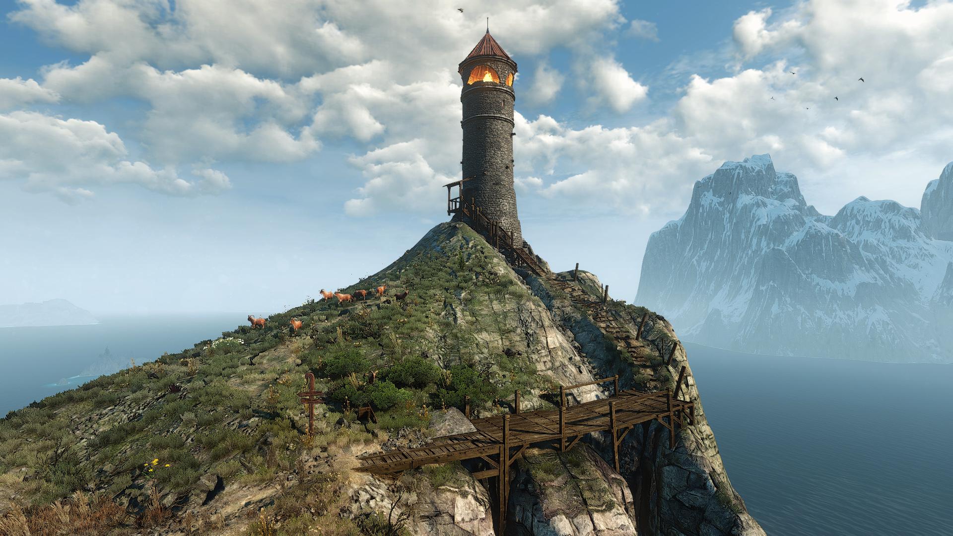 Eldberg Lighthouse