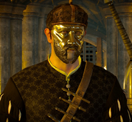 Quinto in henselt mask