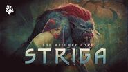 What is a Striga? - Witcher Lore and Mythology - Witcher Striga?