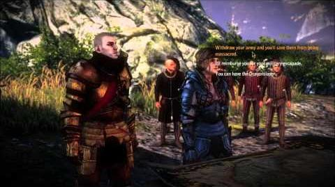 Walkthrough The Witcher 2 HD - Part 34 - Chapter 2 (Prelude to War)