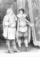 Denis Gordeev Esterad Thyssen and Sigismund Dijkstra