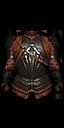 Toussaint knight's tourney armor