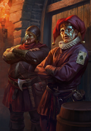 Gwent cardart syndicate casino bouncers