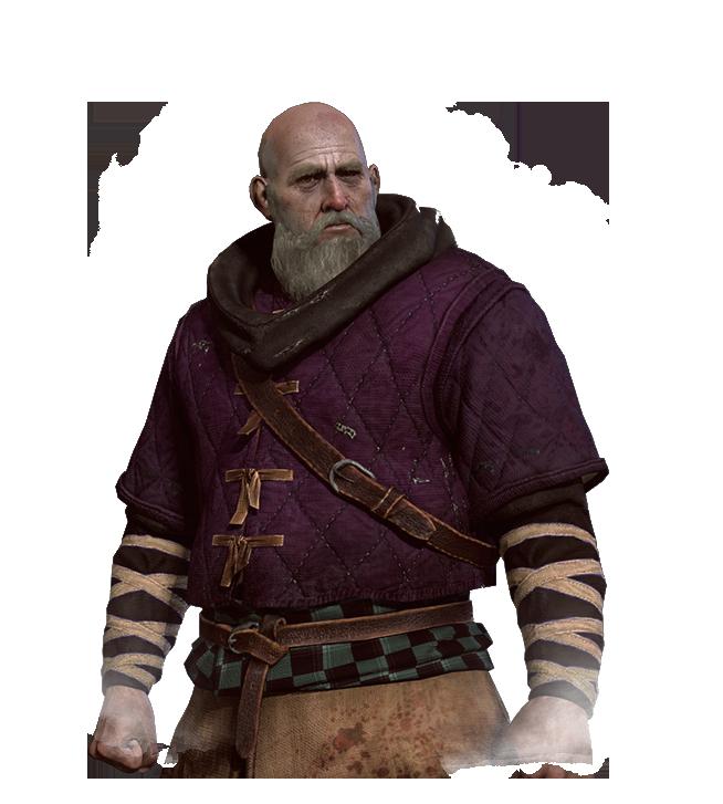 Lugos Drummond (Madman)