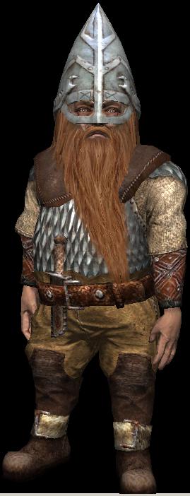 Dwarven quartermaster