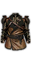 Toussaint Ducal Guard Officer's armor