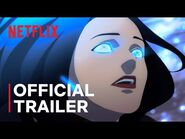 The Witcher- Nightmare of the Wolf - Official Trailer - Netflix