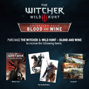 Tw3 Blood and Wine purchase offer adds