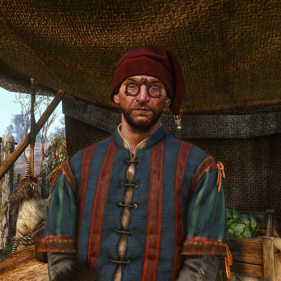 Merchant (Blandare)