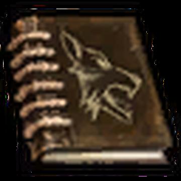 Books Generic wolf motif.png