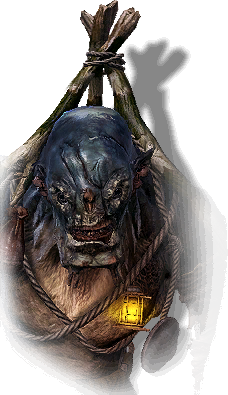 The Troll of Vergen