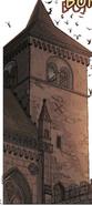 Tw comics creigiau chappel tower