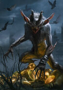 Gwent cardart monsters gael