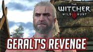 Witcher 3 - Geralt's Revenge on the Artists - Novigrad Hospitality