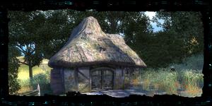 Cabane de l'ermite