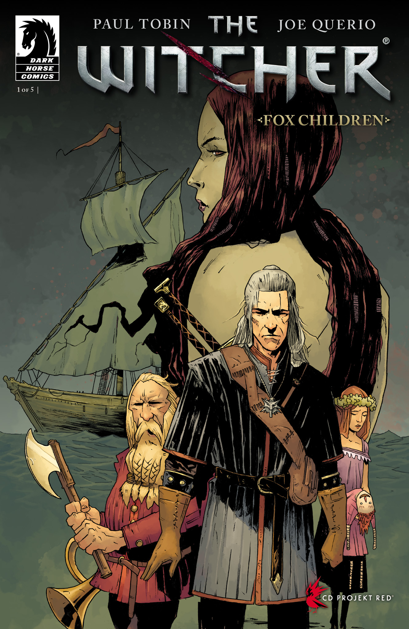 The Witcher: Fox Children