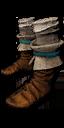 Toussaint Color Guardsman's boots