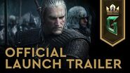 GWENT The Witcher Card Game Official Launch Trailer
