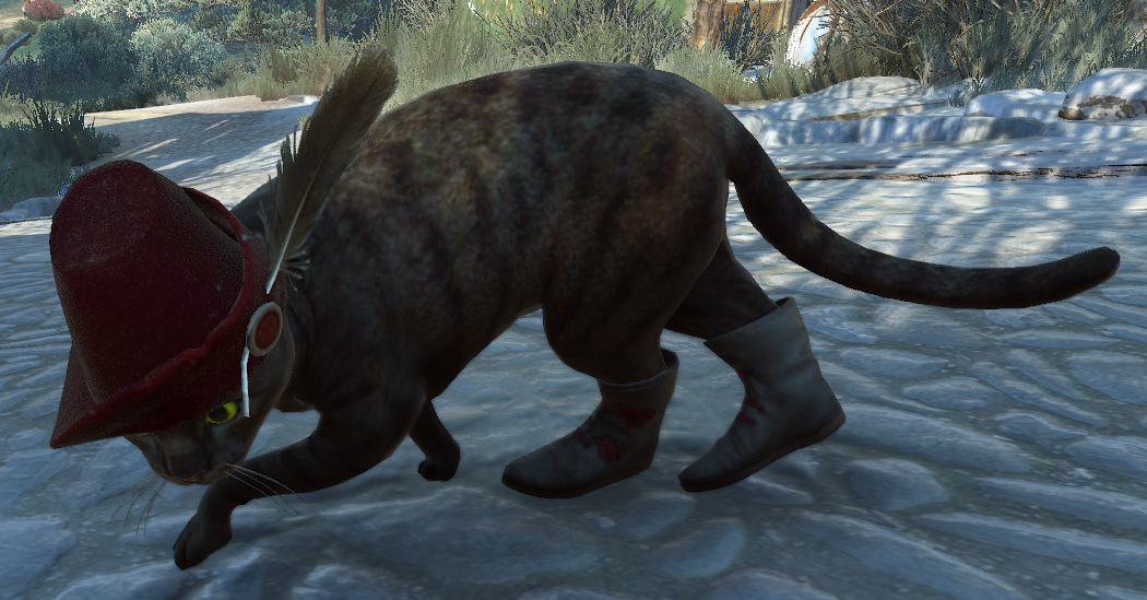 Puss (Fablesphere)
