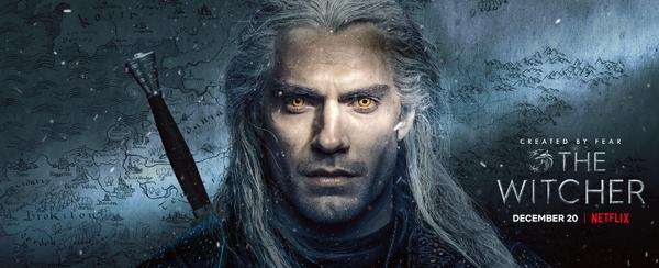 Geralt of Rivia/Netflix series