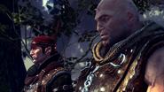 Iorveth and Kingslayer