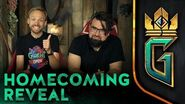 GWENT The Witcher Card Game Homecoming Reveal