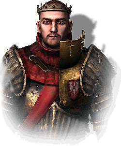 Radovid V in The Witcher 2: Assassins of Kings