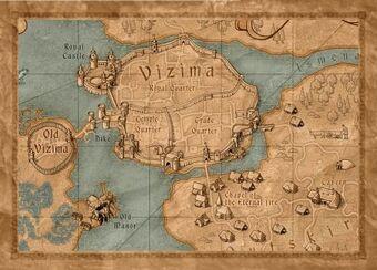 Vizima   Witcher Wiki   Fandom
