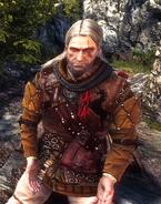 Tw2 screenshot armor kaedweni leather