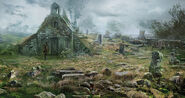 Tw3 White Orchard cemetery concept
