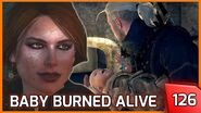 Witcher 3 ► Throwing the Jarl's Baby in the Fire - Trick the Hym - Story & Gameplay 126 PC