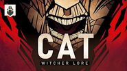 Witcher Animation School of the Cat