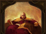 Painting of Hierarch Hemmelfart