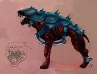 Armored Hound