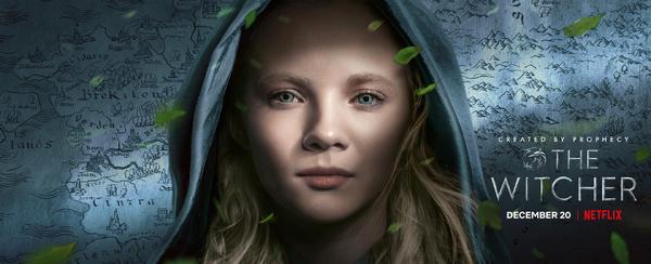 Ciri/Netflix series