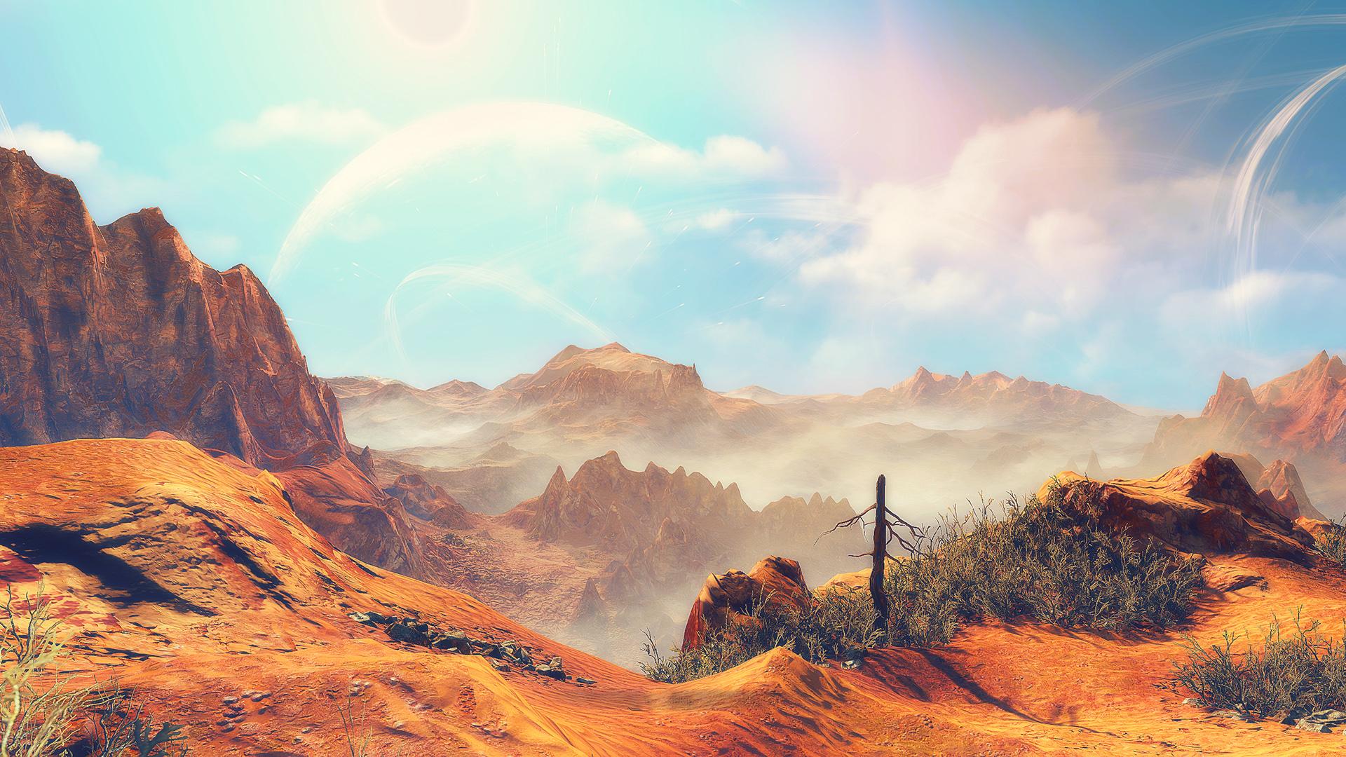 Ddiddiwedht Desert