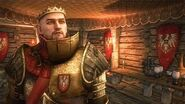 King Radovid of Redania Geralt Meets the King in Loc Muinne (Witcher 2)