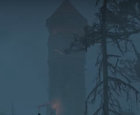 Lighthouse (Isle of Mists)