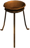 Three-legged stand