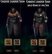 Skins Crach front