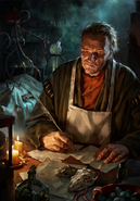 Gwent cardart syndicate mutant maker