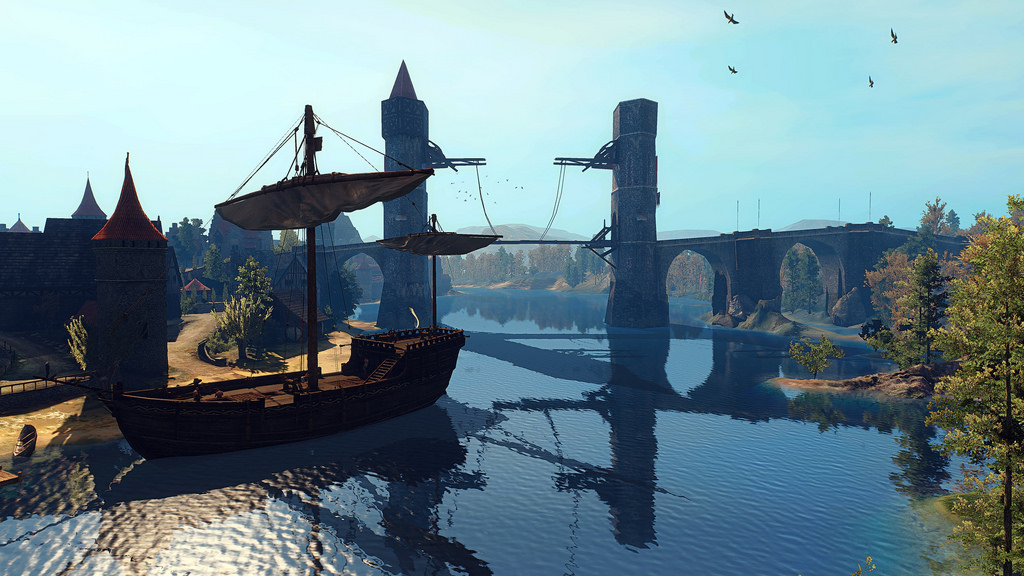 Guildenstern bridge