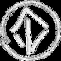 Sky rune