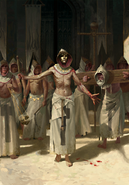 Gwent cardart syndicate procession of penance