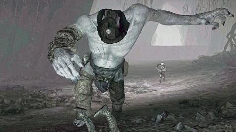 """The_Witcher_3_""""Old_Speartip""""_the_Giant_Boss_Fight_(Hard_Mode)"""