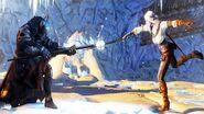 The Witcher 3 Caranthir Boss Fight (Hard Mode)