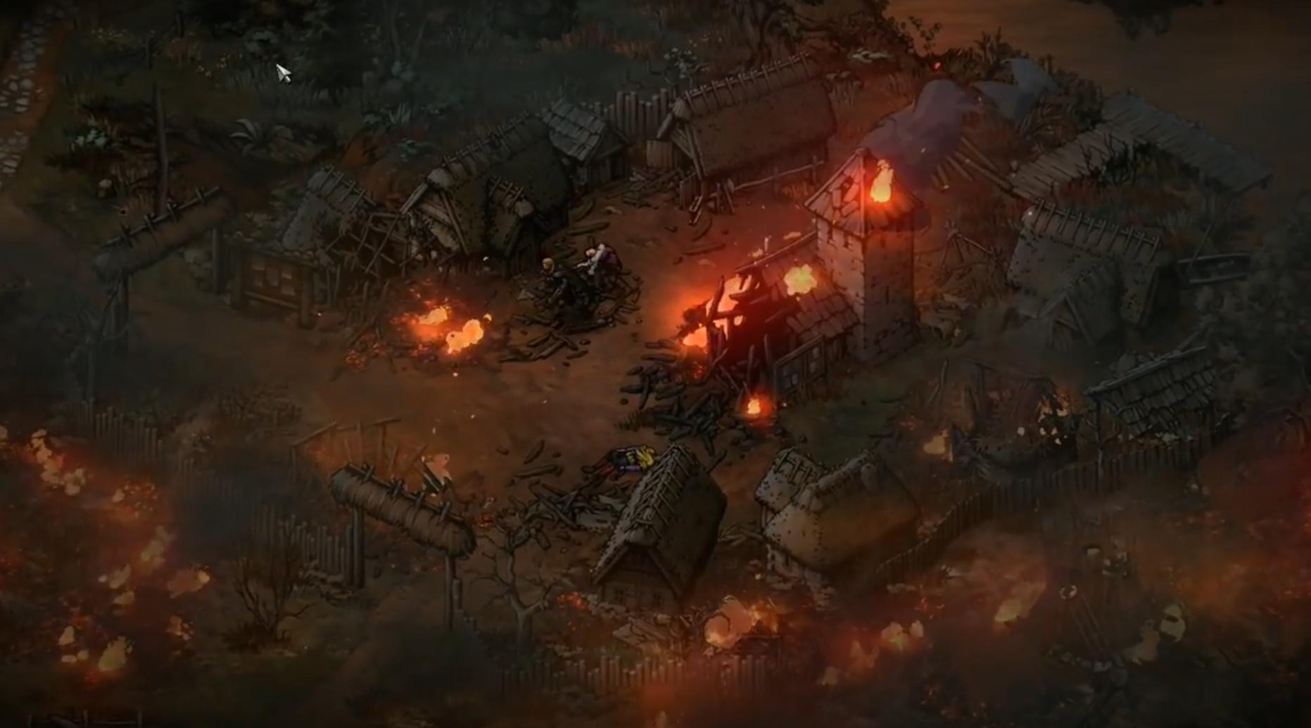 Burned down village (Aedirn)