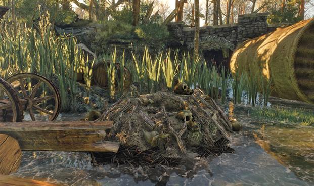 Monster nest