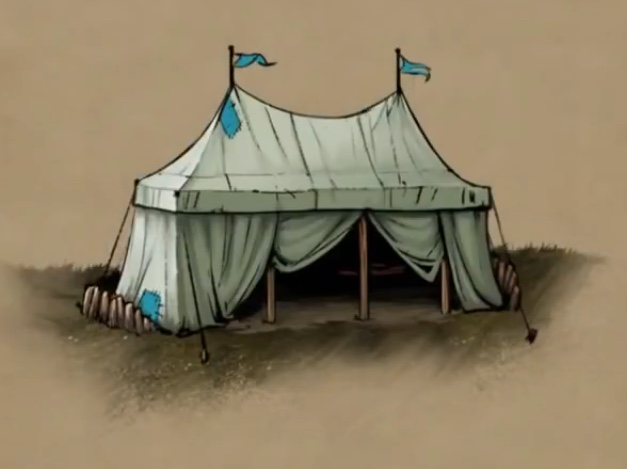 Command Tent (Thronebreaker)