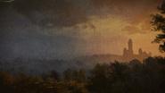 BaW aretuza tower painting